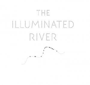 the illuminated river logo