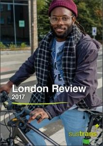 Sustrans London Review 2017