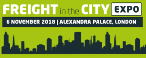 Freight in the City 2018 V