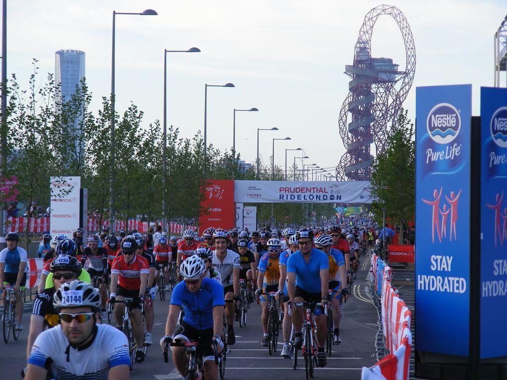 Prudential Ride London Road Closures - Cross River Partnership