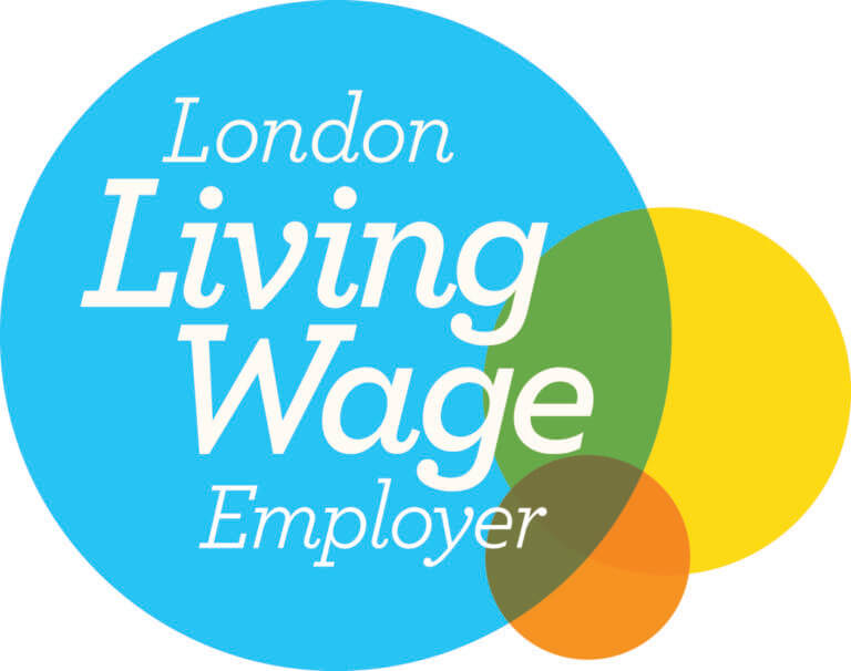 London Living Wage Employer - logo